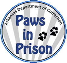ADC Paws in Prison Logo