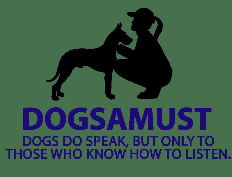 Tracys Dogsamust Logo